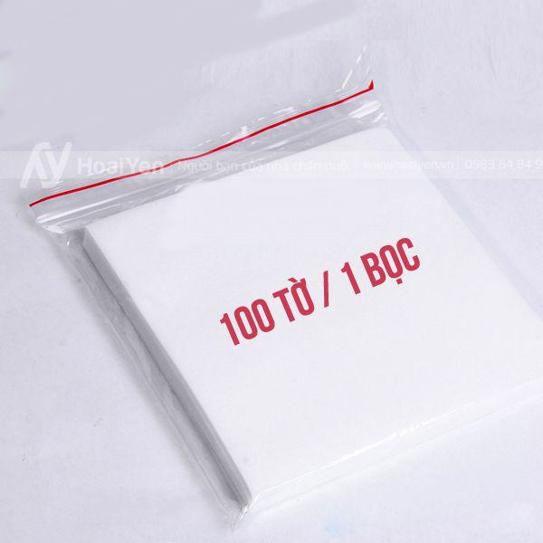 túi bọc giấy lọc tinh heo