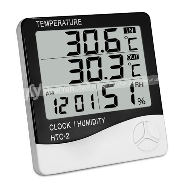 nhiệt ẩm kế điện tử htc-2