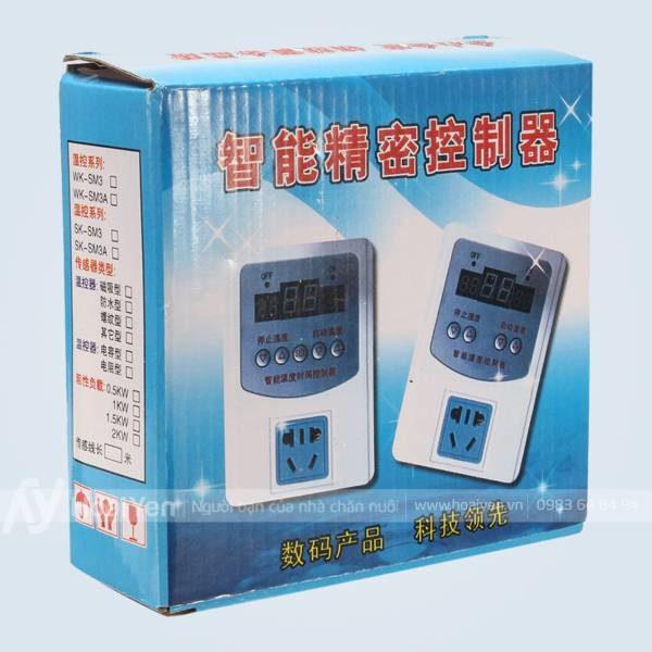 máy điều chỉnh nhiệt thông minh WK-SM3