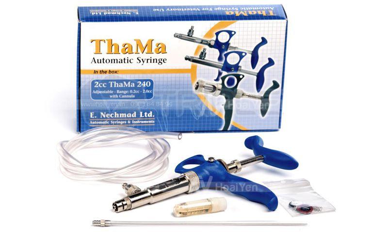 Trọn bộ sản phẩm xi lanh Thama