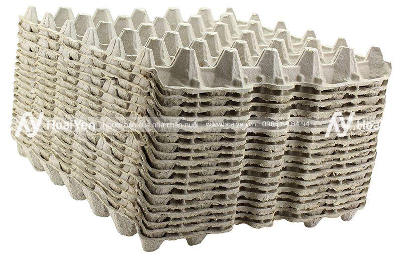 Hoài Yến cam kết cung cấp vỉ giấy, khay giấy đựng trứng đúng chất lượng với giá thành cạnh tranh