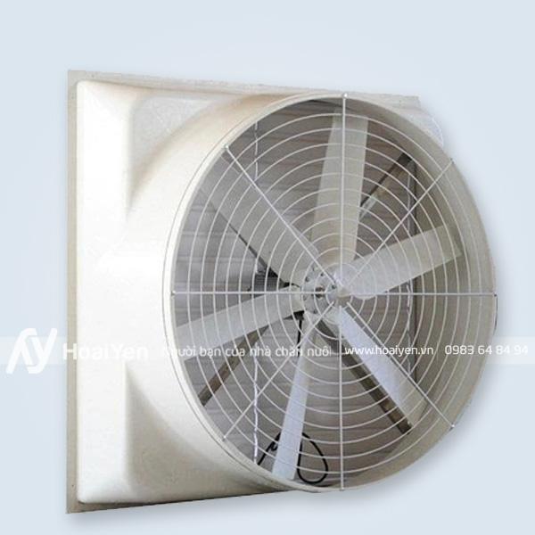 Quạt thông gió trang trại composite